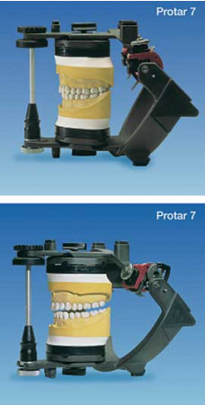 Articulator Protar® evo toebehoren
