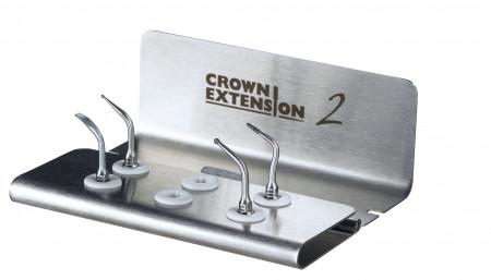 Acteon Satelec Crown Extension (CE) Set (2e generatie)