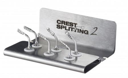 ACTEON Crest Splitting Set (2e generatie)