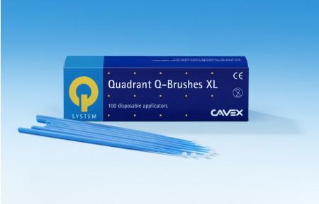 Cavex Quadrant Q-Brushes XL 100 st