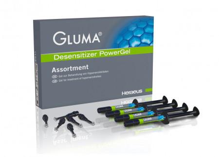 Gluma Desensitizer PowerGel spuitjes 4 x 1 gr