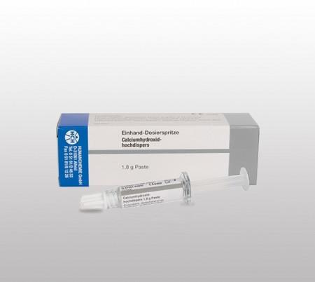 Calciumhydroxide-Hochdispers met één hand te bedienen doseer spuitje