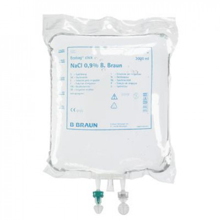 Braun NACL 0,9% ECObag 20x500ML