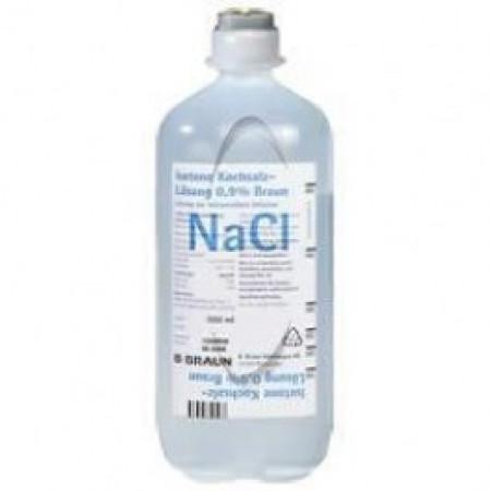 Braun NACL 0,9% ECOflac 10x250ML