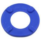 Adesso KaVo montageplaten blauw 50st