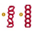 Bego Wasgaatjesretentie rood 17 cm