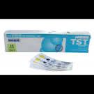 Brown teststrips TST 134 graden celcius 100st