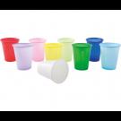 Orbis Plastic Bekers, 3000 stuks