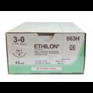Ethicon hechtmateriaal Ethilon met naald