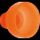 MiniLED Ortho schildjes oranje 5st