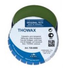 Thowax freeswas groen-transparant 70g