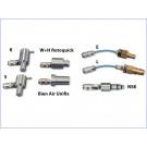 Airsonic adaptor E voor aansluiting op EMS