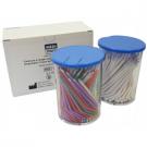Medistock Disposable tips voor meerfunctiespuit lang model 95mm 250st
