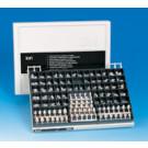 3M Polycarbonaat noodkronen assortiment C180 2 x 60 kronen gesorteerd en 60 kronen op pasmodel