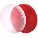 Dentsply Burnout Disc PMMA Clear/Red
