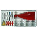 Ceka instumenten set / Extra-coronair hulpdelen M2-M3