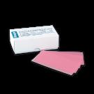 Schuler S-U plaatwas roze 1,5mm 500gr.