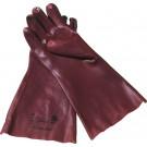 BDT rubber handschoen hittebestendig