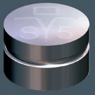 WR magneet S5 sterk, hoog model 2,7mm 500gr st